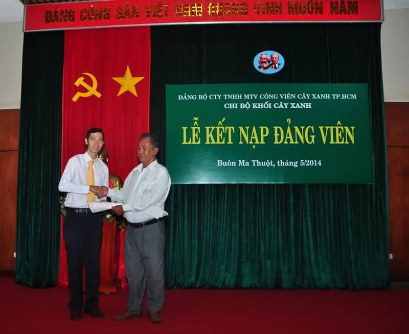 Đảng bộ Công ty về nguồn tại Thành phố Buôn Mê Thuột