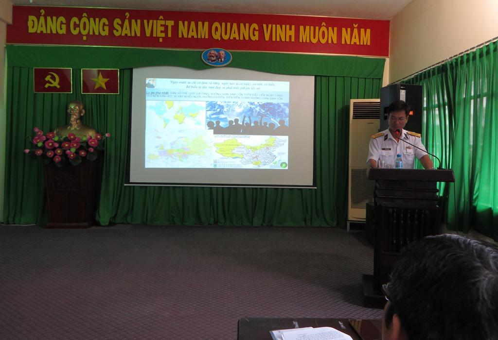 Thông tin thời sự về tình hình biển Đông
