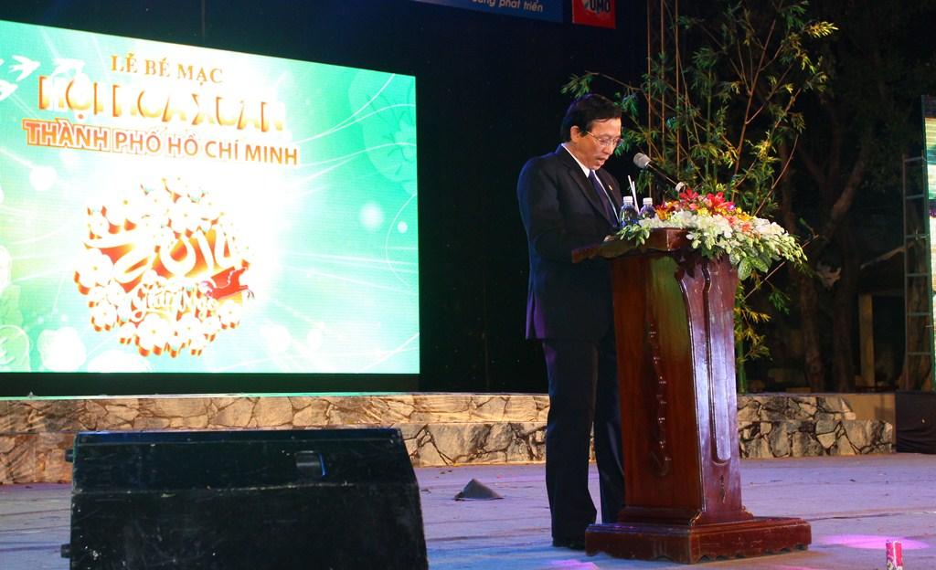 Hơn 1 triệu lượt khách tham quan Hội Hoa Xuân TP.HCM