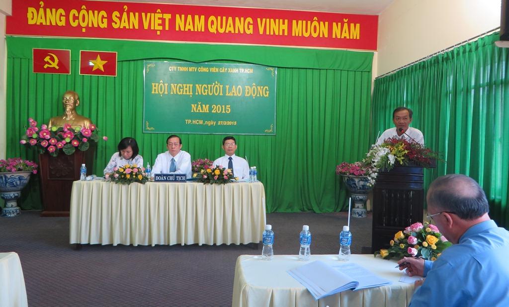 Hội nghị người lao động năm 2015