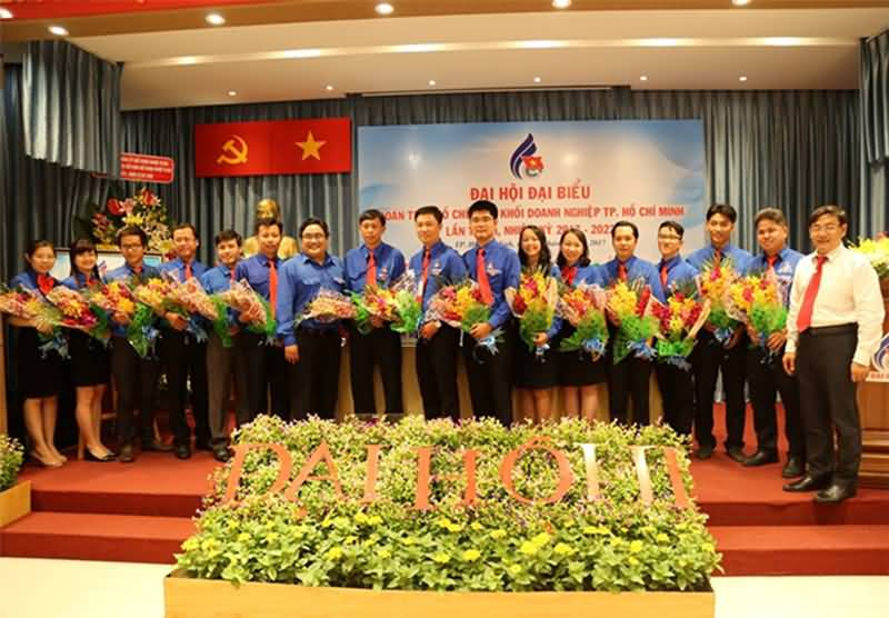 Đại hội Đoàn Khối Doanh nghiệp TPHCM lần thứ II - Nhiệm kỳ 2017 - 2022