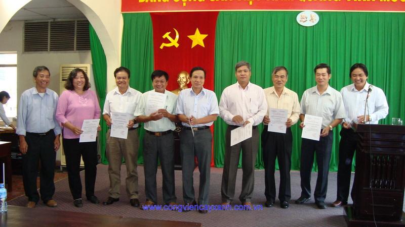 Sinh hoạt Đảng bộ định kỳ quý II năm 2011